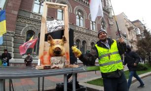 """""""Протестантам"""" на Украине Коломойский платит по 15 евро в день"""