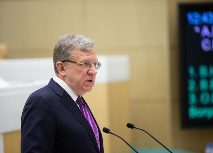Кудрин рассказал о застое российской экономики