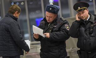 В МВД предлагают обязать иностранцев сдавать отпечатки пальцев