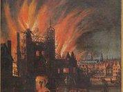 Колесо истории в огне пожаров
