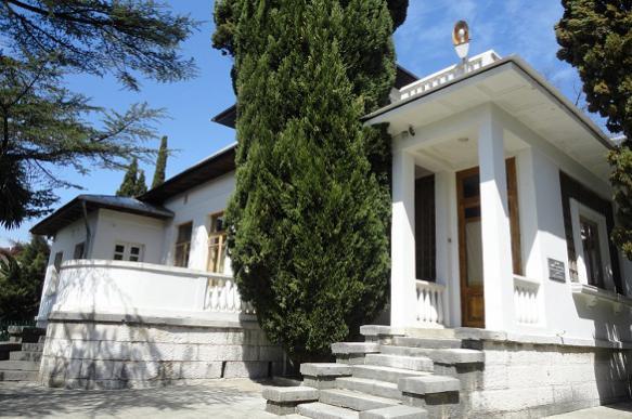 Дом-музей Николая Островского в Сочи может рухнуть