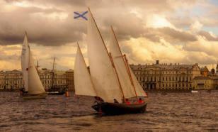 В сентябре в Петербурге состоится Международный морской фестиваль