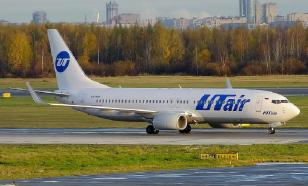 Авиакомпания Utair потеряла 1,7 млрд рублей за три месяца