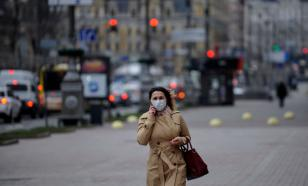 За прошедшие сутки на Украине заболели коронавирусом 917 человек