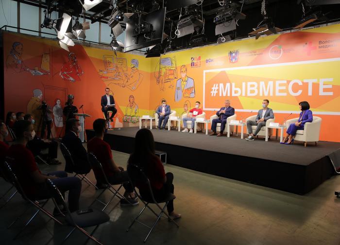 Губернатор Ростовской области поблагодарил волонтёров за неравнодушие