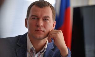 Михаил Дегтярев признался в незнании Конституции РФ