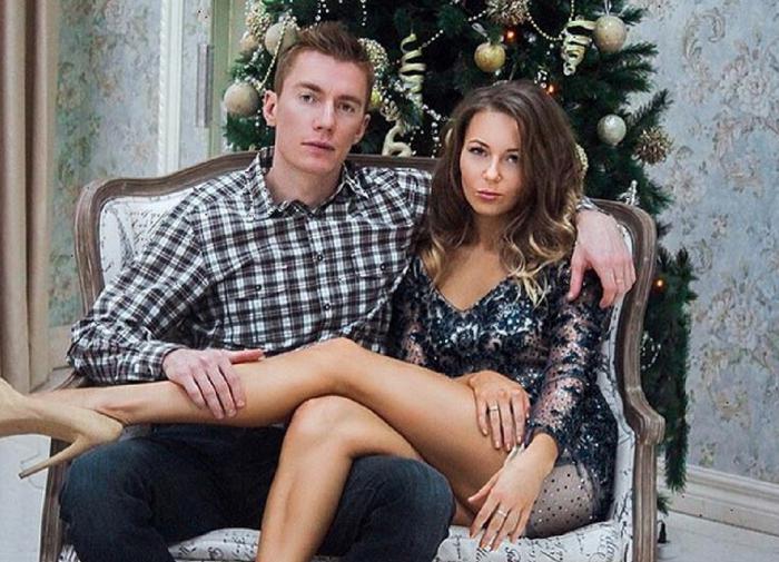 Жена Семёнова написала душераздирающий пост в защиту футболиста