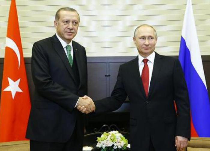 В Кремле обозначили повестку переговоров Путина и Эрдогана