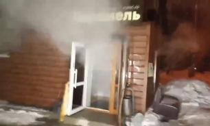 В пермском хостеле, где погибли люди, был закрыт эвакуационный выход