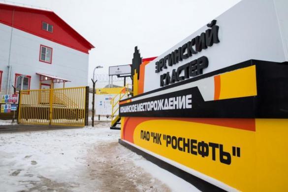 """""""Роснефть"""" не обращалась за средствами ФНБ для """"Восток Ойл"""""""