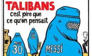 Во Франции намекнули на связь Лионеля Месси с талибами*
