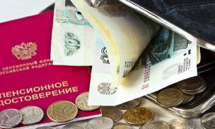 Топилин: пенсии вырастут быстрее инфляции