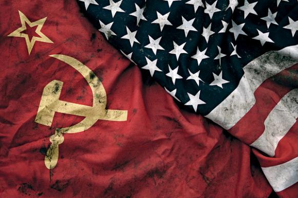 Коротко о холодной войне