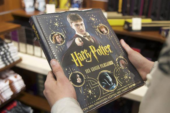 Пастор в США посчитал заклинания из книг о Гарри Поттере настоящими