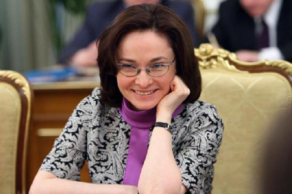 Набиуллина: рубль укрепился из-за притока капитала в Россию