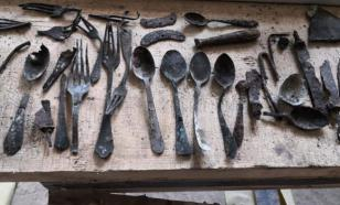 Послание узников смерти найдено в дымоходе Освенцима