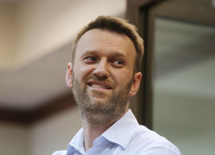 Немцам не нравится, как ведёт себя Навальный у них в гостях