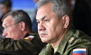 Шойгу о больших учениях НАТО: внимательно следим за обстановкой