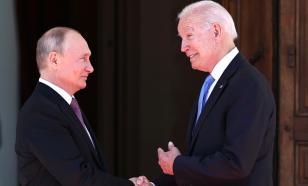 Украинское издание сообщило о встрече Путина и Байдена в октябре
