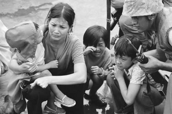 Война во Вьетнаме: о чем знают не все