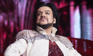 Киркоров пришел на новогоднее выступление в костюме за 6 млн рублей