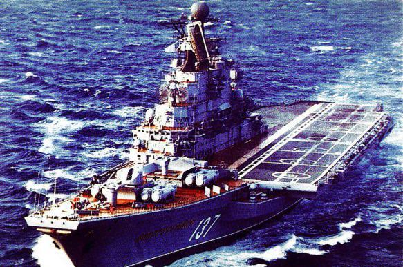 """В США вспомнили о """"грозе океанов"""" - советских универсальных авианосцах"""