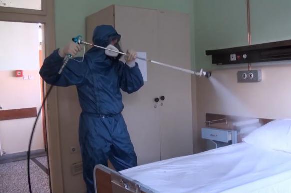В Вологодской области зарегистрирована первая смерть от коронавируса