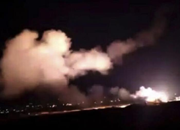 Израиль нанёс удар по Дамаску. Есть погибшие