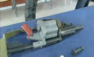 Украина представила новый барабанный гранатомёт своего производства