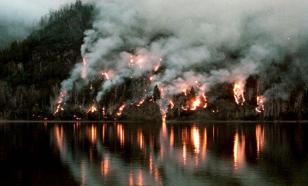 В России появится пожарная спецэскадрилья по поручению Путина