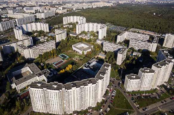Рост спроса на новостройки в Москве остается сезонным