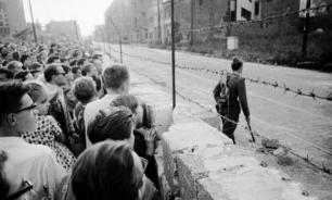 Вторая половина XX века: холодная война, Берлинская стена, Венгерская революция