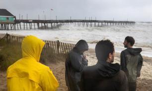 """Почти 500 тыс. канадцев остались без света из-за урагана """"Дориан"""""""