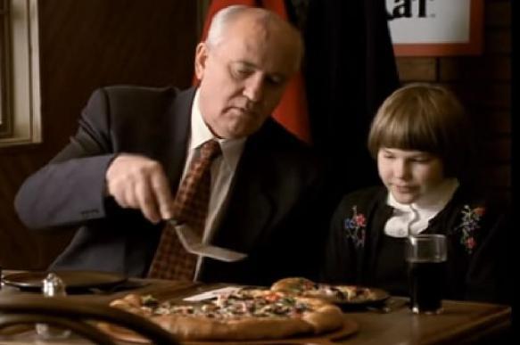 FP рассказал, почему Горбачев снялся в рекламе Pizza Hut