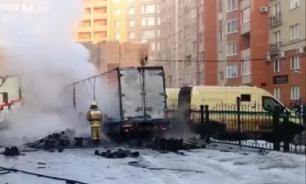 У офиса Сбербанка в Архангельске прогремел взрыв