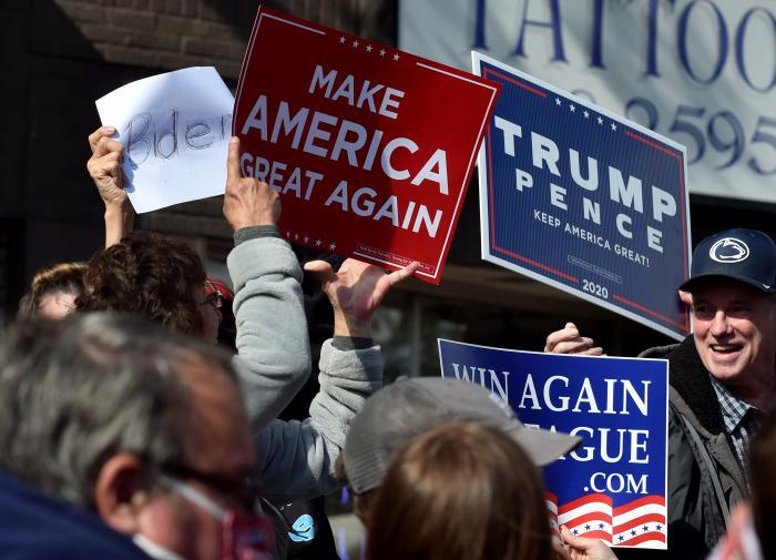 Ведруссов: Трамп дестабилизировал систему и поляризовал общество