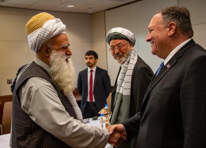 Талибы* против: в чёрном списке США - члены нового правительства Афганистана