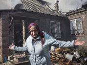 Только за сентябрь в Донецке умерли от голода 16 стариков
