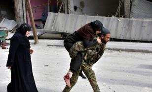 В освобожденные кварталы Алеппо возвращаются мирные жители
