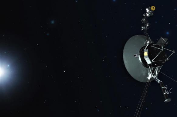 """Вслед за """"Вояджером-1"""" NASA отключит главные двигатели и """"Вояджера-2"""""""