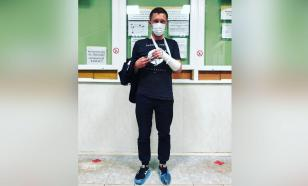 Режиссеру фильма Собчак сломали руку в уральском монастыре