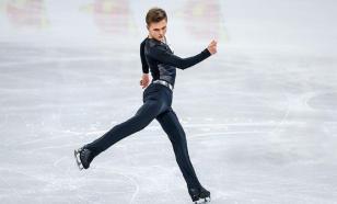 Коляда чисто выиграл короткую программу на чемпионате России