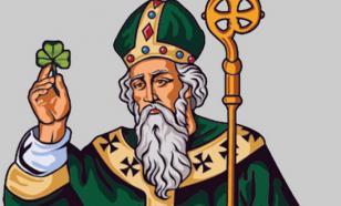 Святой Патрик – московский гость