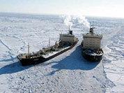 Россия завлекает торговцев во льды