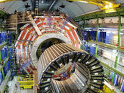 Большой адронный коллайдер остановили на ремонт