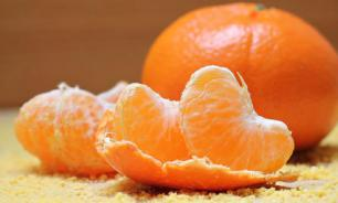 Роспотребнадзор запретил ввоз мандаринов из Китая