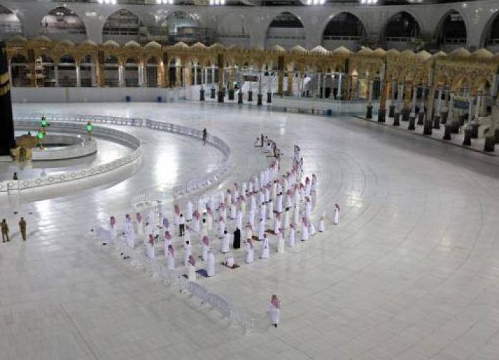 Иностранцев не пустят в Мекку на Хадж
