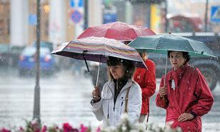 Жителей Москвы предупредили о ливнях и грозах 28 июня