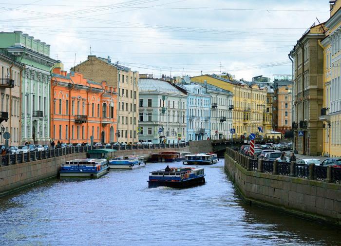В Петербурге наблюдается