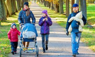 Сандалова: изъять ребенка могут даже из финансово благополучной семьи